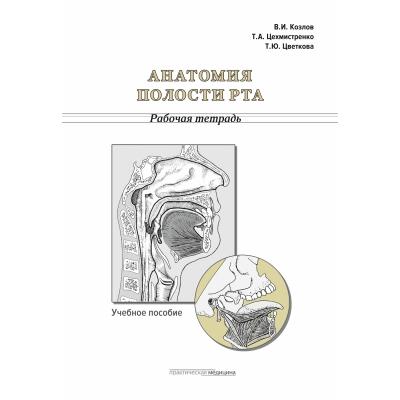 Анатомия полости рта. Рабочая тетрадь