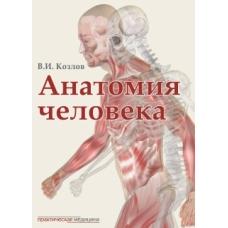 Анатомия человека. Учебник для медицинских вузов. ГРИФ Координационного совета Сеченовского университета