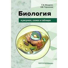 Биология в рисунках, схемах и таблицах: учебное пособие