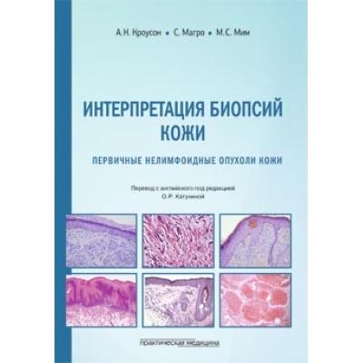 Интерпретация биопсий кожи. Первичные нелимфоидные опухоли кожи
